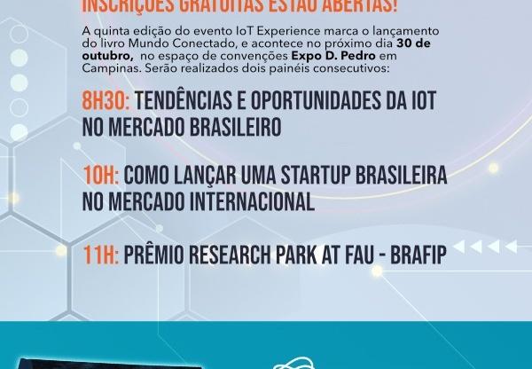 BIF APOIA EVENTO DE INTERNACIONALIZAÇÃO DE STARTUPS BRASILEIRAS